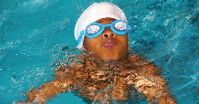 Svømmebriller til børn er en god ide