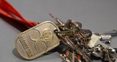 Gør brug af keyhangers