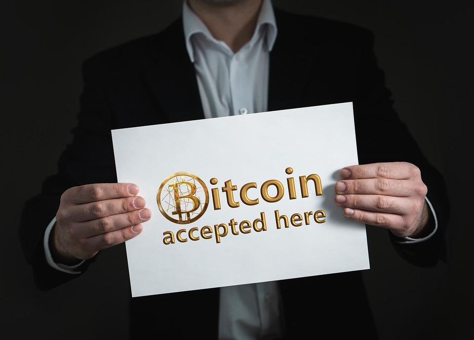 Brug Bitcoin