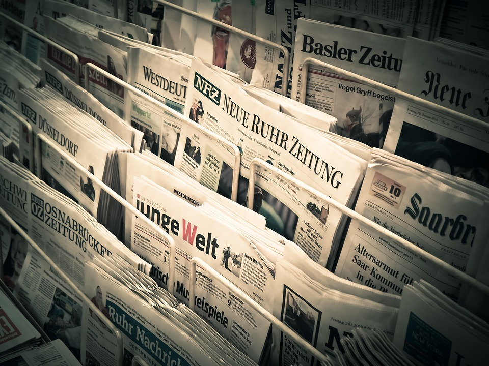 Aviser i avisreol